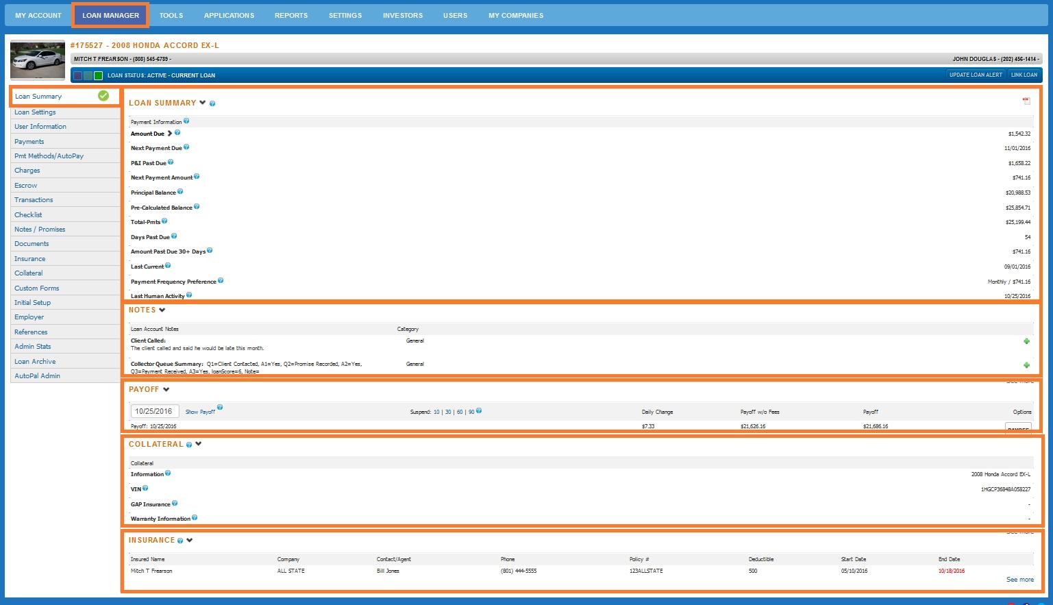loan manager loan summary autopal help jpg 1537x883 loan summary