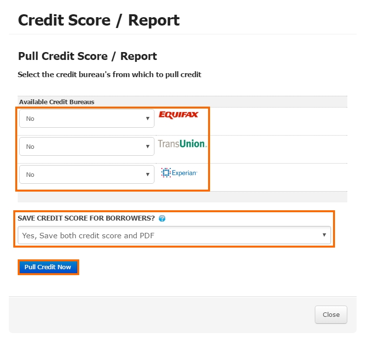 generate-credit-report